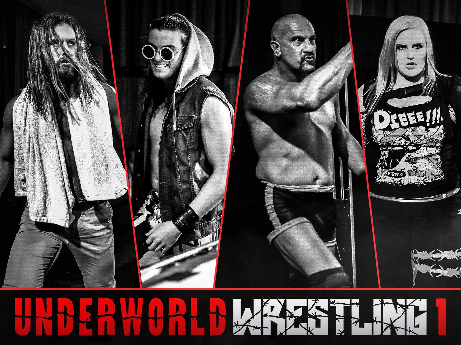 Underworld Wrestling - Season 1