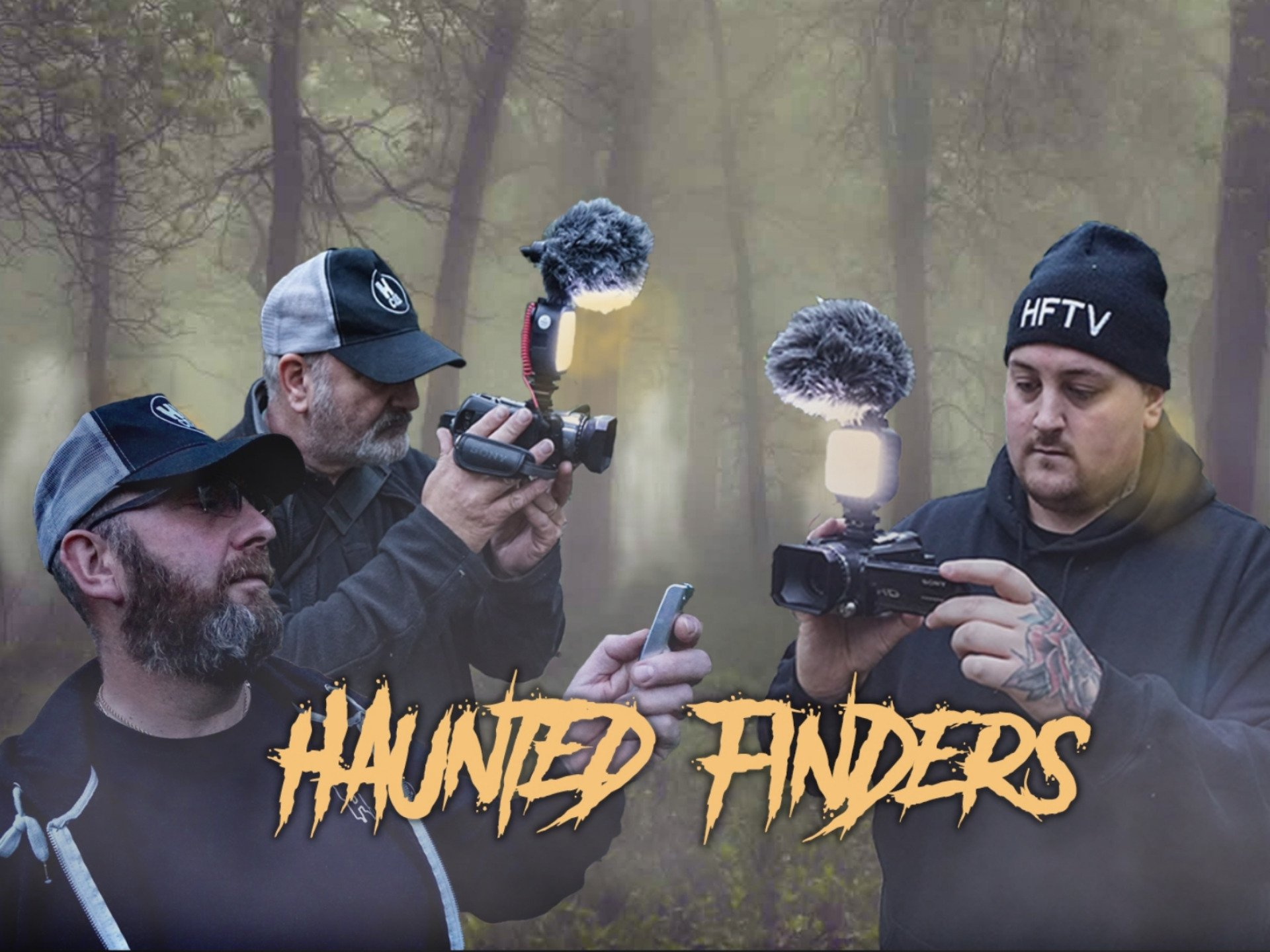 Haunted Finders - Season 1