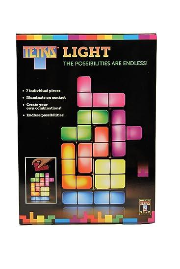 Tetris Light USA ACDC Amazonin Electronics