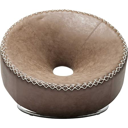 Kare 80238Sillón Donut marrón