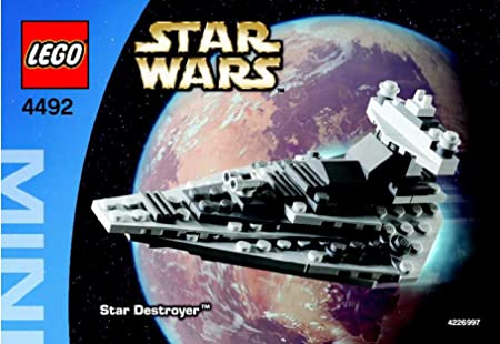 LEGO Star Wars 4492 - Mini-Bar Etoiles Destructeur