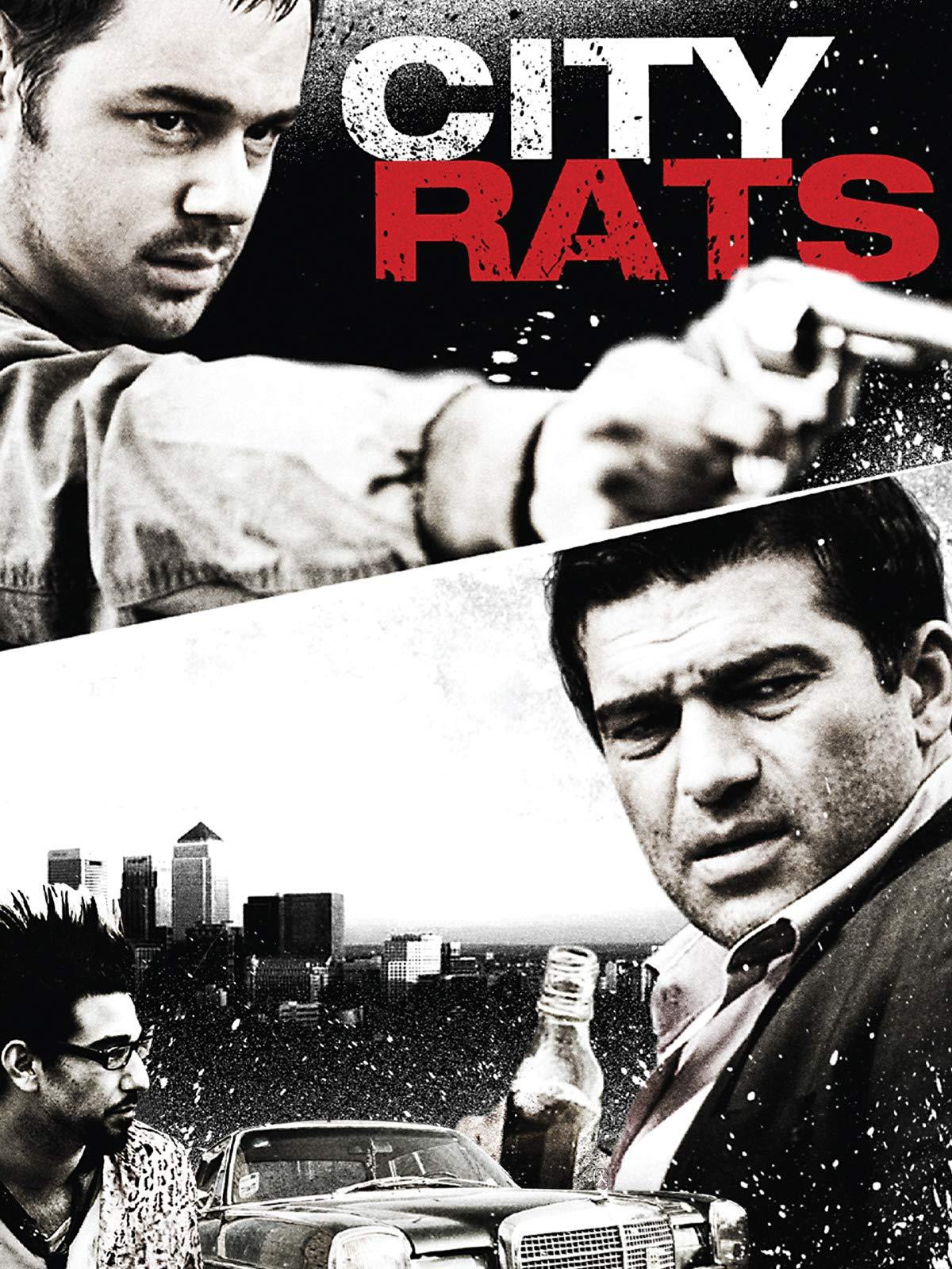City Rats on Amazon Prime Video UK