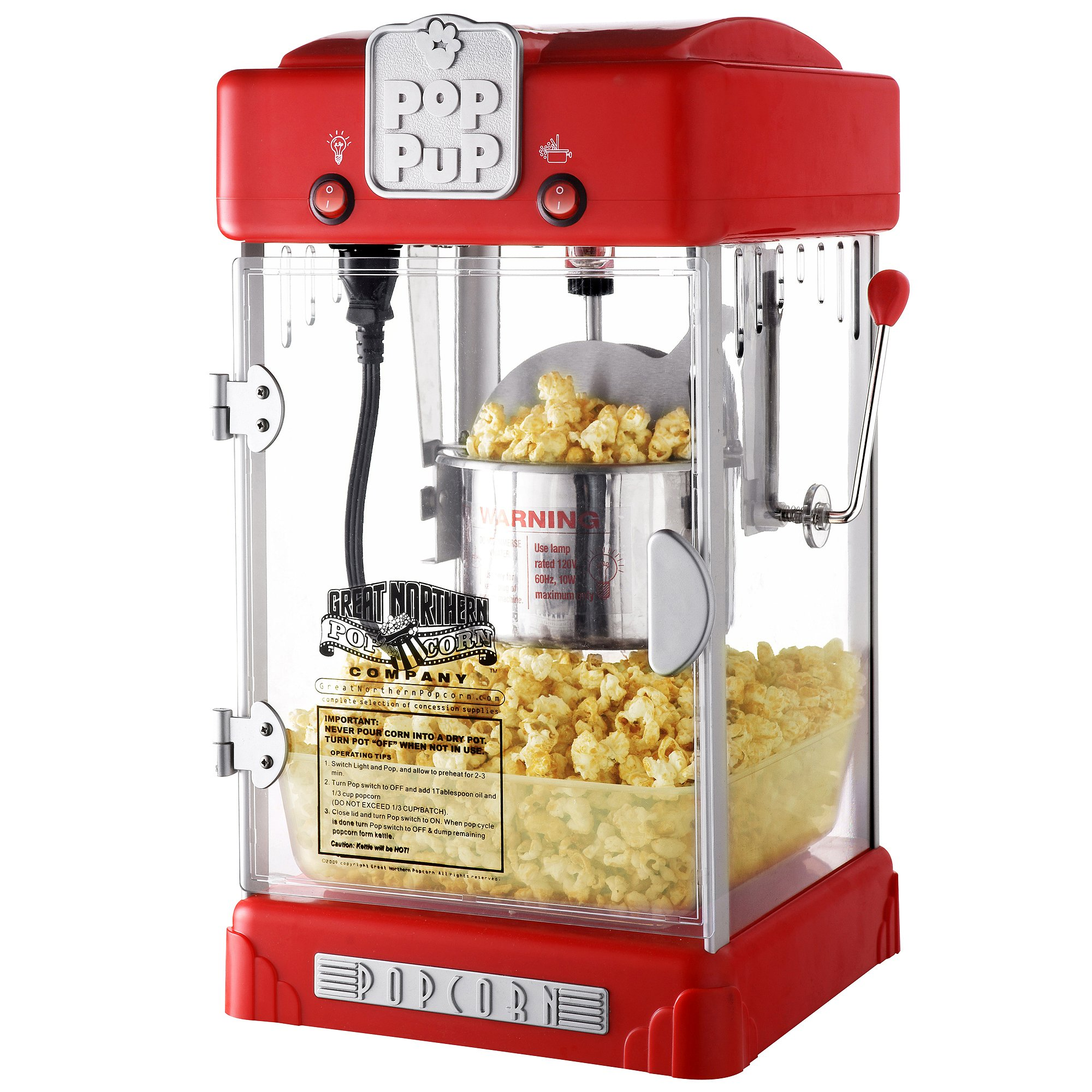 2oz popcorn machine