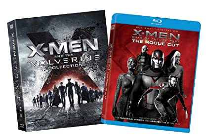 X-Men: Days of Future Past Rogue Edition and Wolverine Collection [Blu-ray]