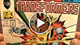 CGR Comics - G.I. JOE and the TRANSFORMERS #1 Comic...