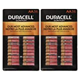 Quantum Alkaline AA Batteries - 36 Pack, Packaging May Vary (2 Pack) (Tamaño: Pack of 2)
