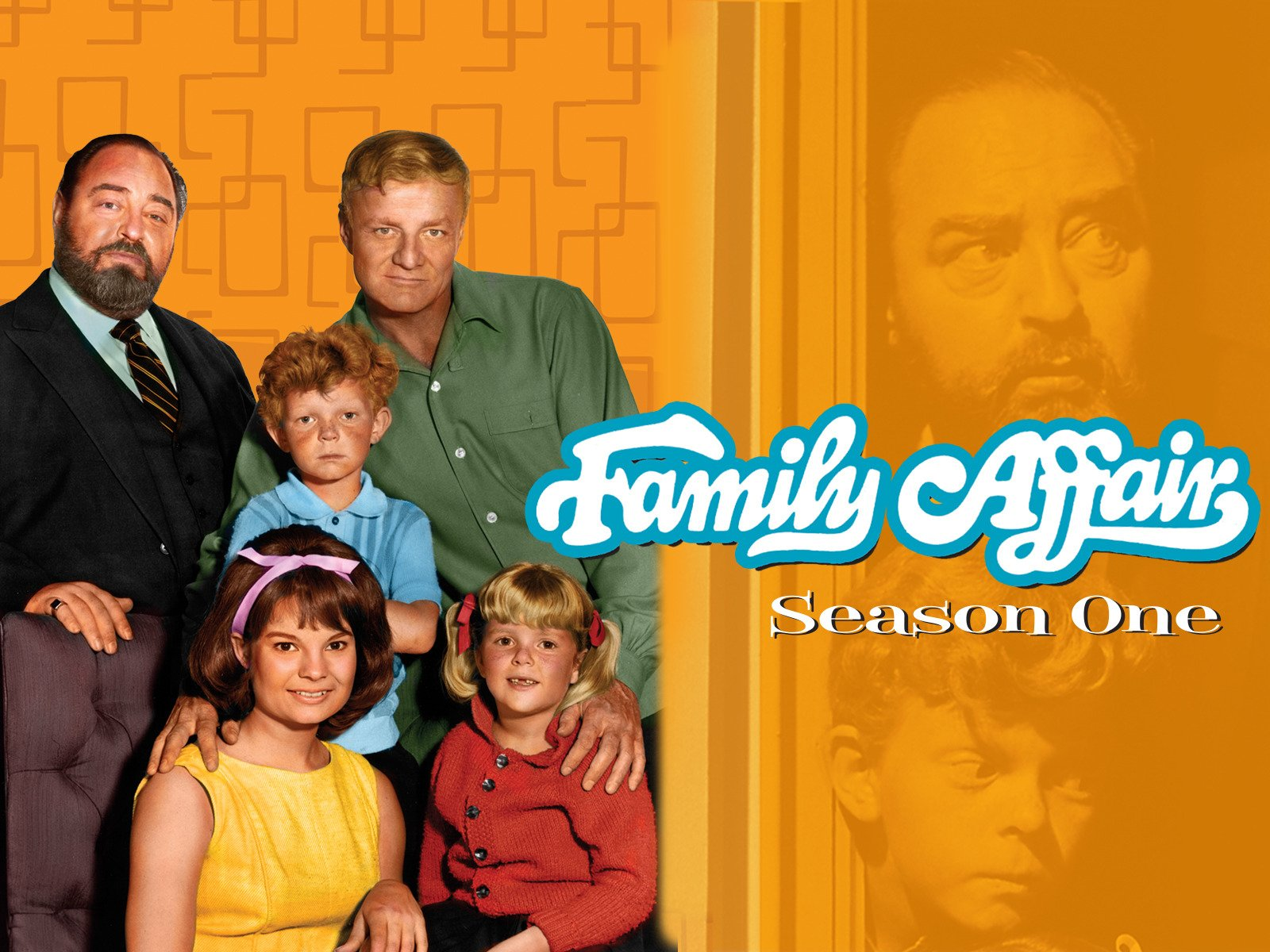 Family Affair - Season 1