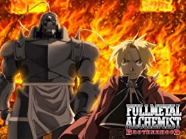 Fullmetal Alchemist Brotherhood (English Dubbed) Season 1