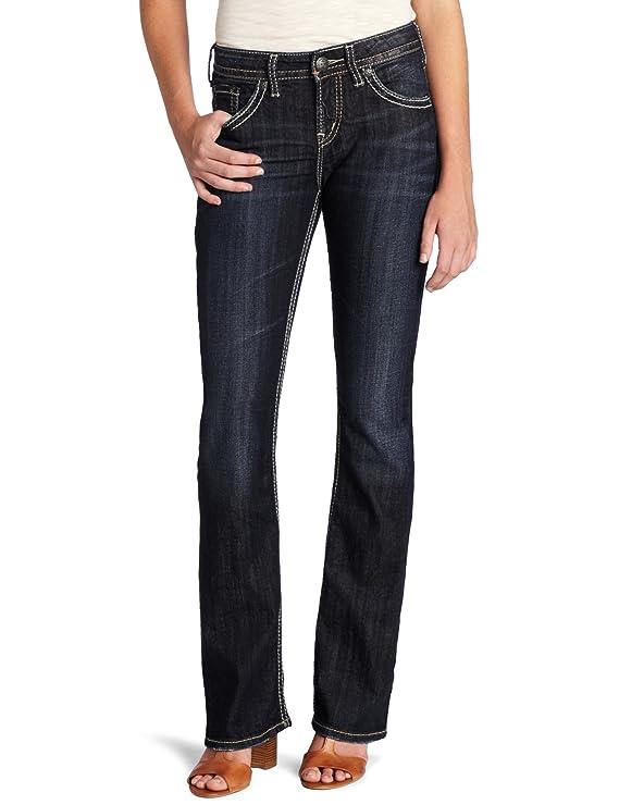 Silver Jeans Juniors Natsuki High Rise Bootcut Jean