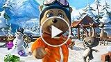 CGRundertow HUBERT THE TEDDY BEAR: WINTER GAMES for...