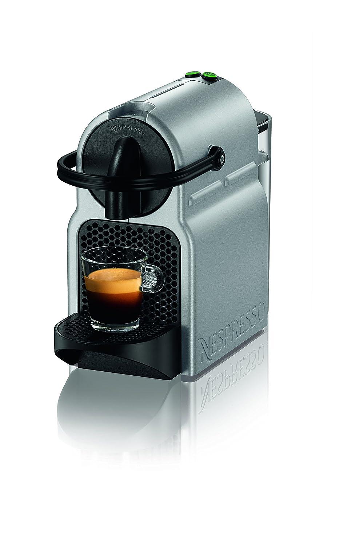 Nespresso D40-US-SI-NE Inissia Espresso Maker, Silver