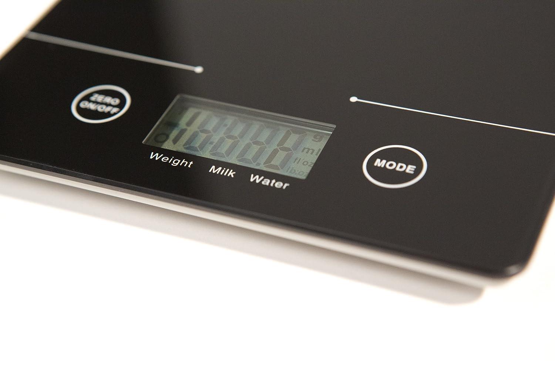 Kuissential Cuscslk Slim Digital Kitchen Food Scale Best Digital Scales