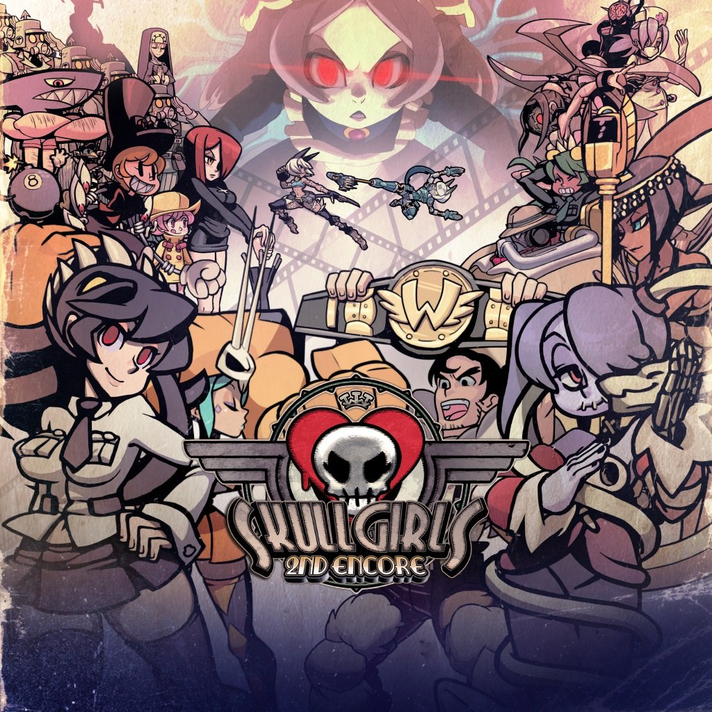 Skullgirls 2nd Encore - PS Vita / PS4 (Digital Code)