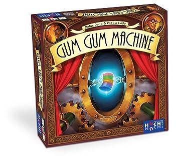 Huch & Friends - 878946 - Jeu De Société - Gomme Machine