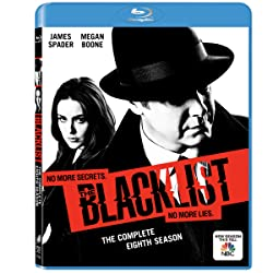 The Blacklist: The Complete Eighth Season [Blu-ray]