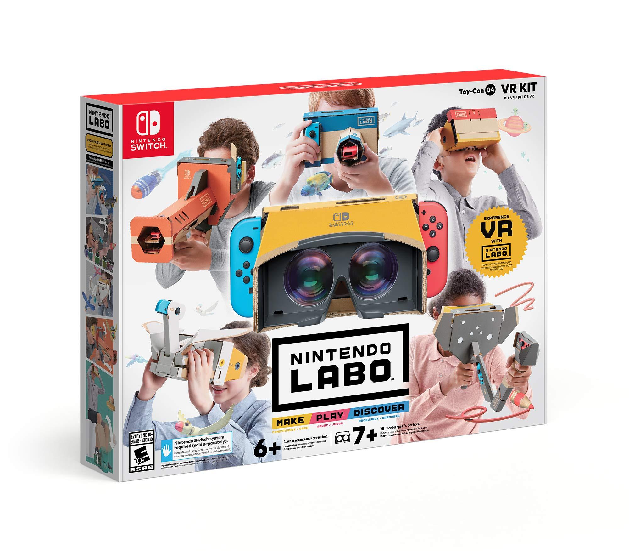 Nintendo Labo Toy