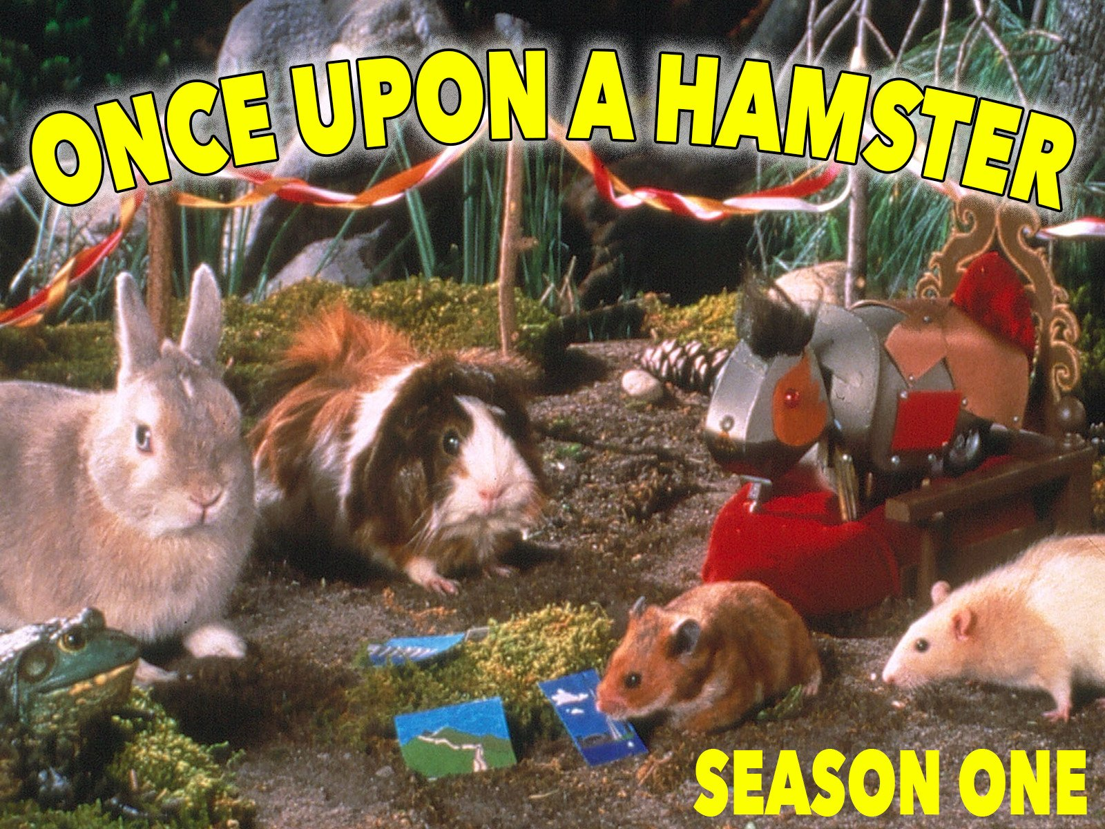 Once Upon a Hamster
