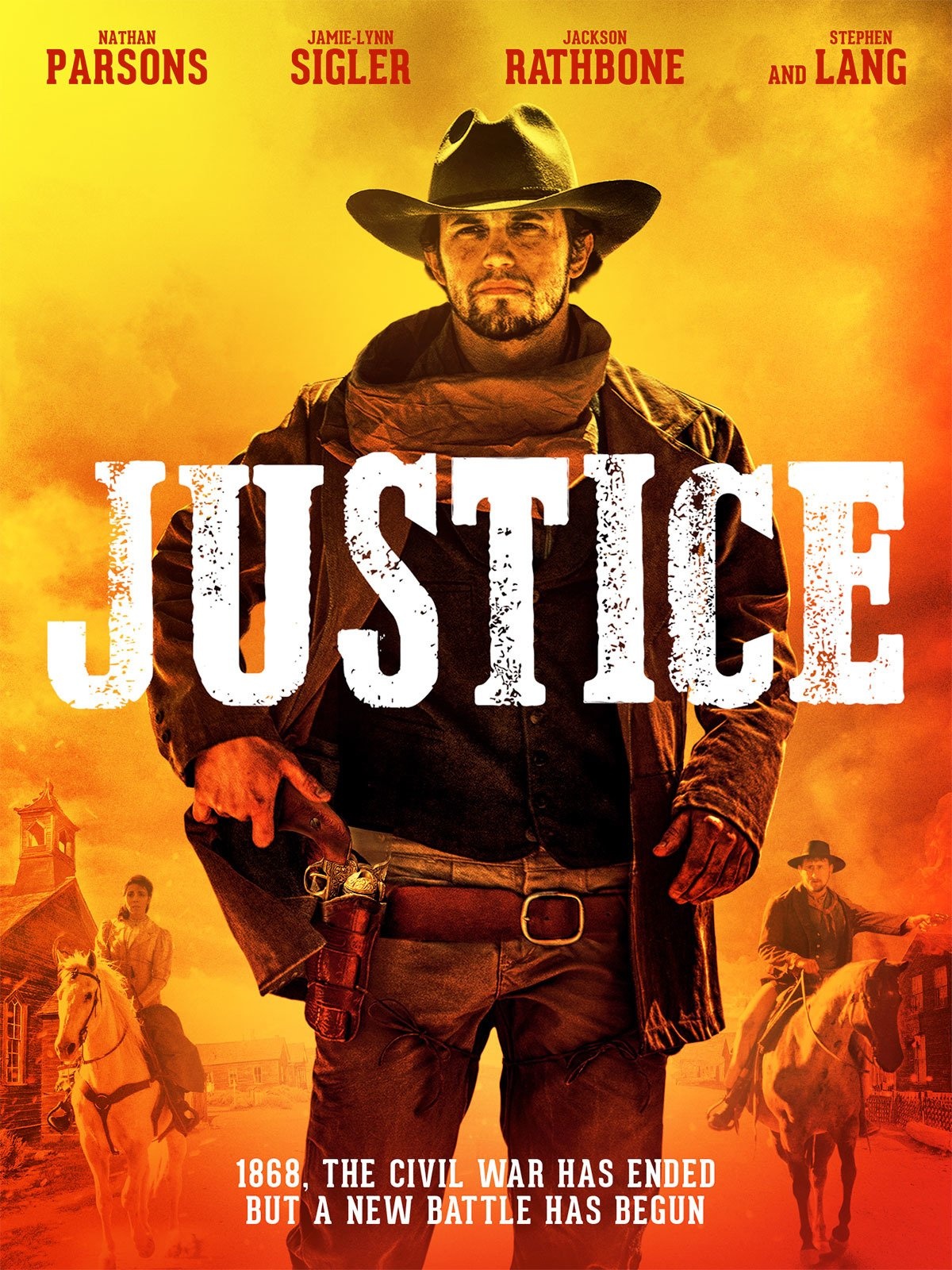 Justice on Amazon Prime Instant Video UK