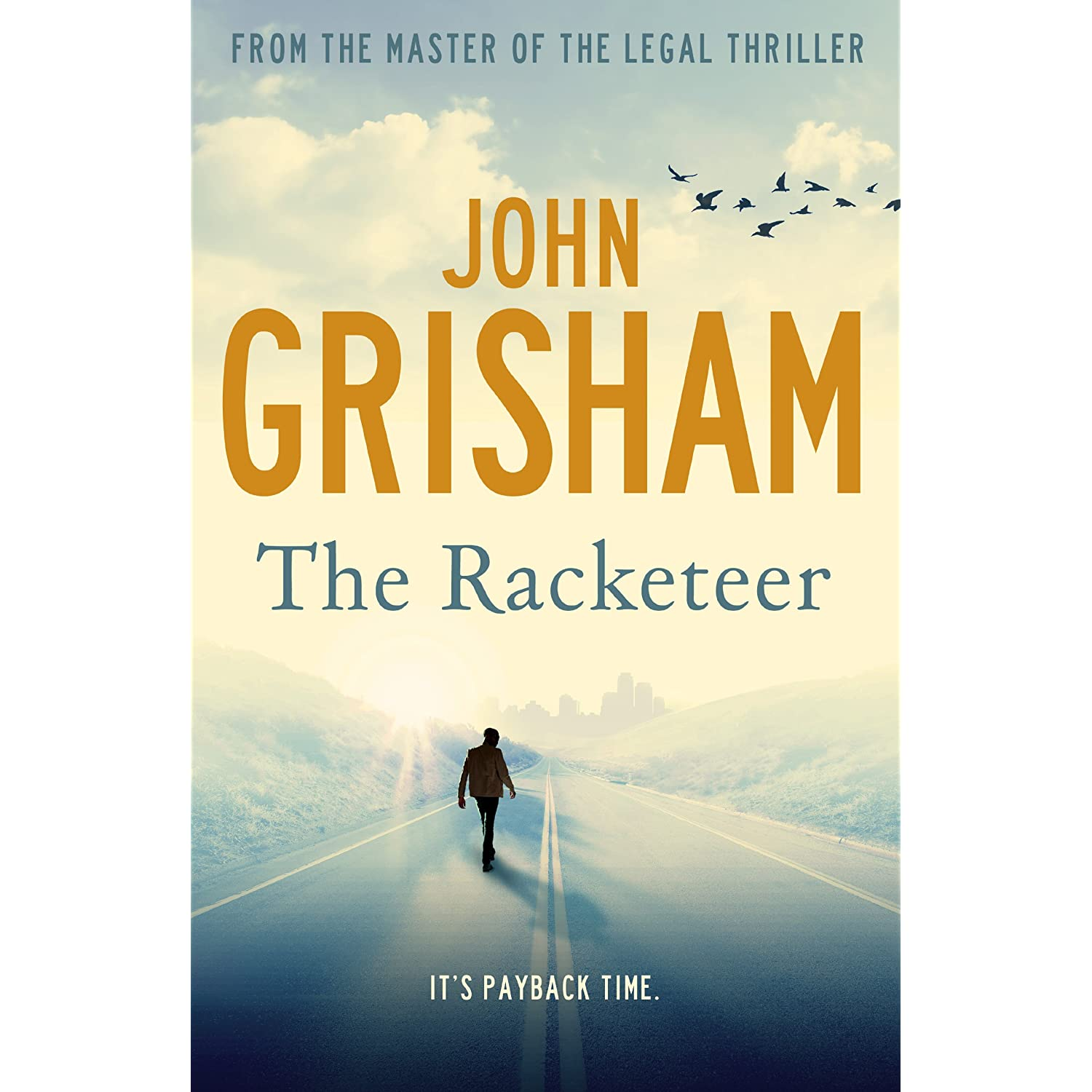 latest john grisham novel