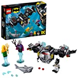 LEGO DC Batman: Batman Batsub and The Underwater Clash 76116 Building Kit (174 Pieces) (Color: Multi)