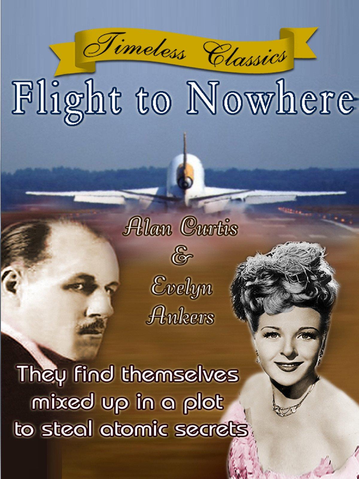 Flight to Nowhere (1946) on Amazon Prime Video UK