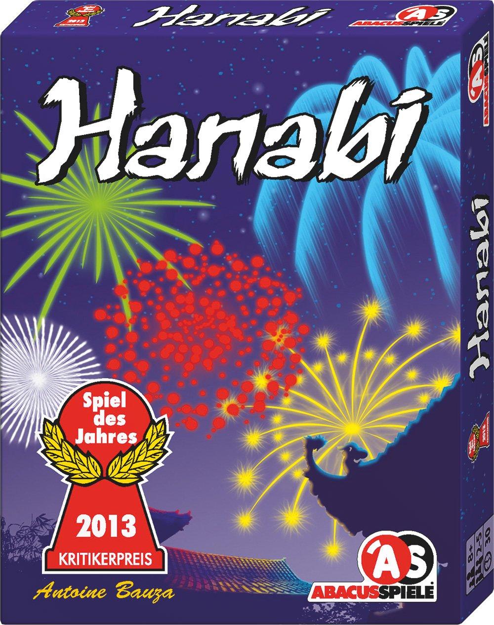 ABACUSSPIELE 08122 - Hanabi von Antoine
