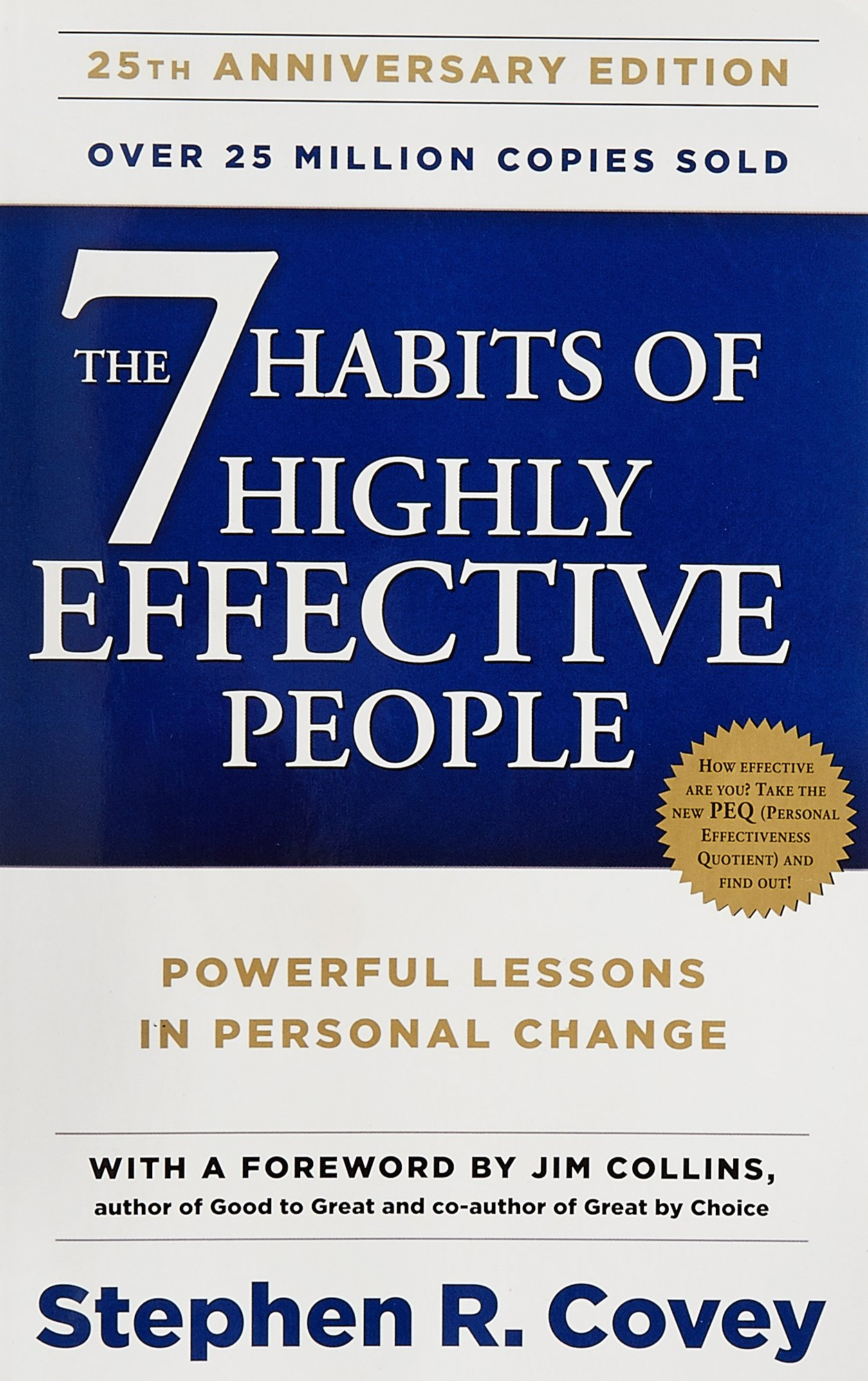 Buy The 7 Habits of Highly Effective People Book Online at Low ...