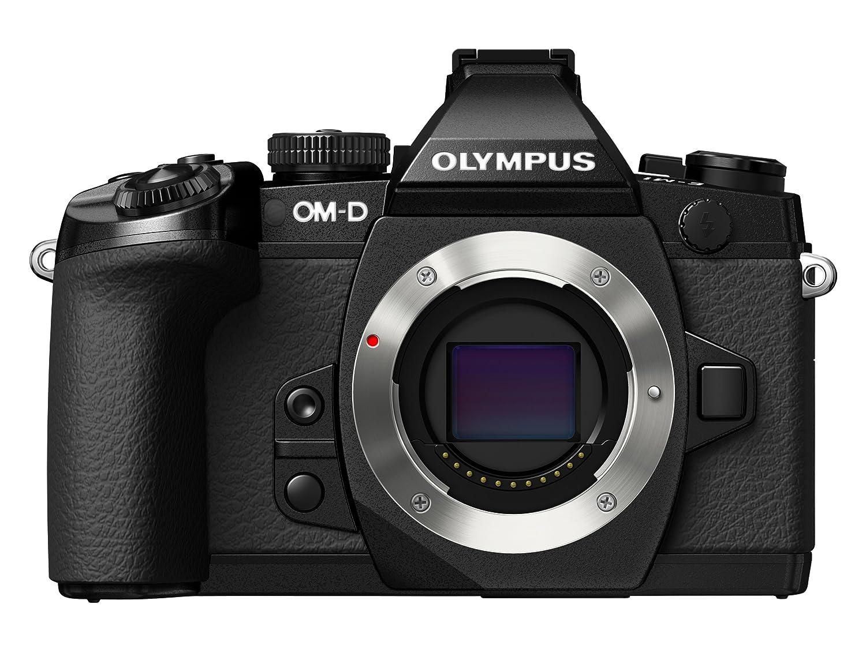 Digital Cameras OLYMPUS EM1 BLACK 16MPIXELS EMPTY