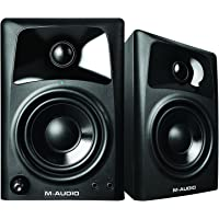 M-Audio AV32 Compact Desktop Speakers with 3