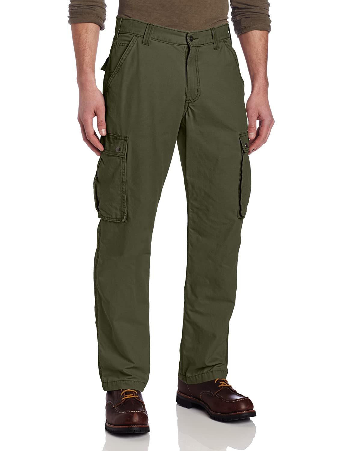 Black Cargo Pants For Men Levis