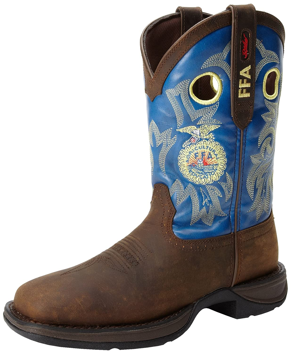 Durango Men's Rebel FFA DB023 Western Boot pivothead durango ph213 bronze экшн камера