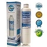 EcoBlueLife Samsung Refrigerator Water Filter, Replacement for Samsung DA29-00020BDA-97-08006B; DA29-00019A; DA2900019A; DA2900020A; DA97-08006A-B; HAF-CINEXP.
