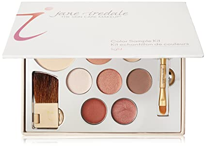 jane iredale Color Sample Kit, 4.79 oz.