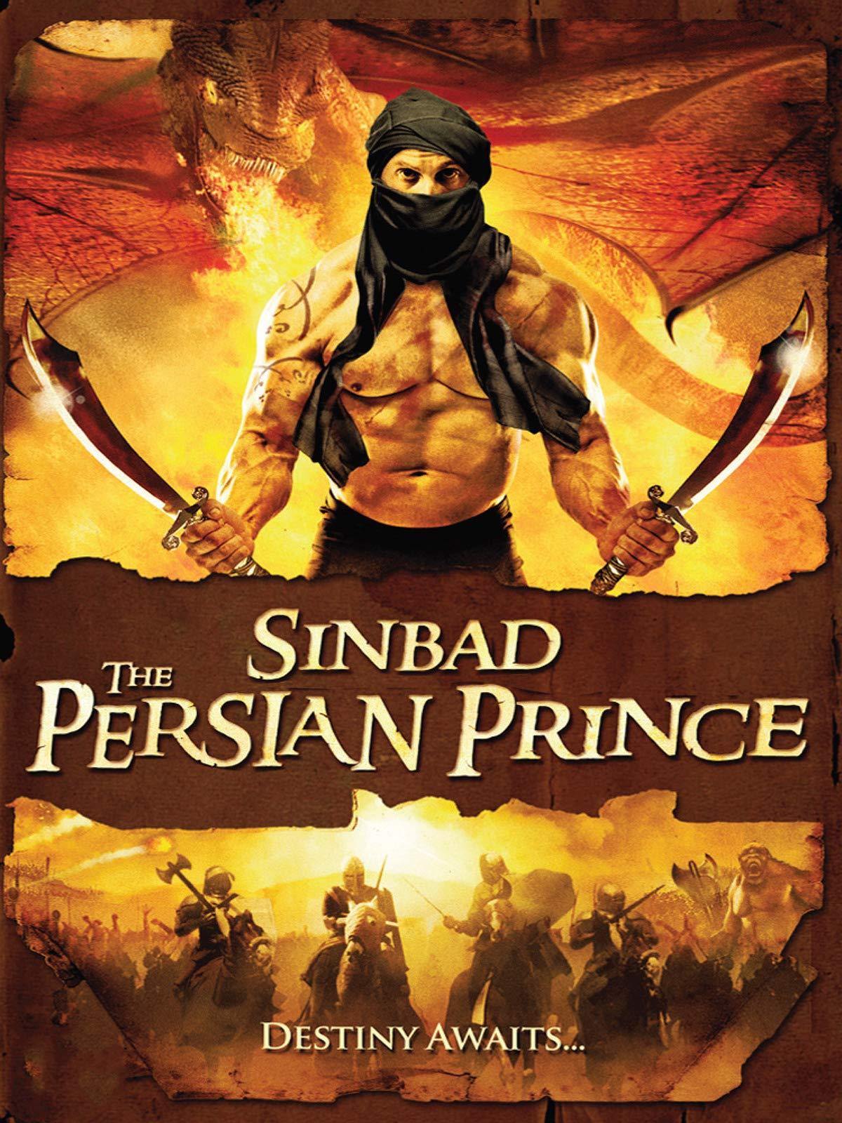 Sinbad: The Persian Prince