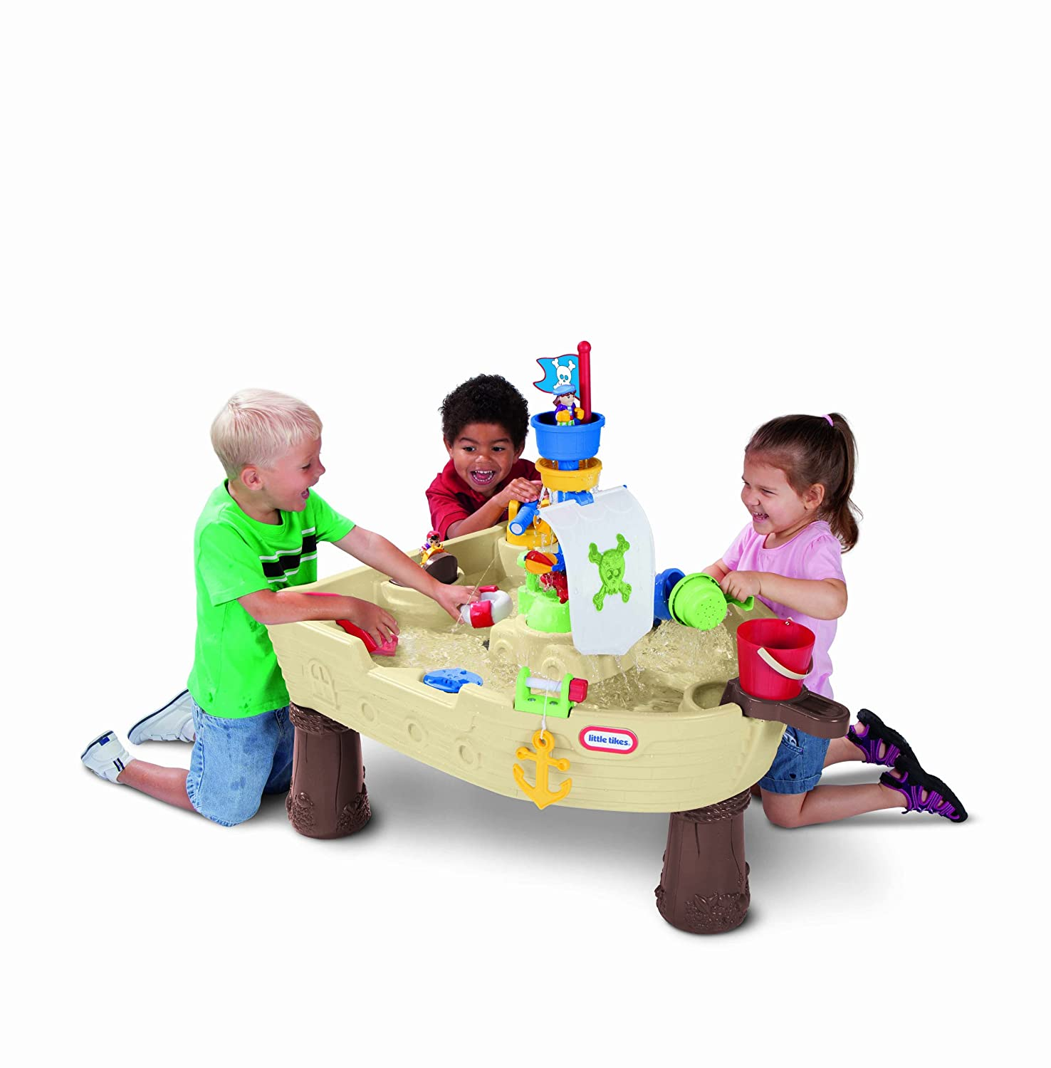 An Image of Little Tikes Anchors Away Pirate Ship