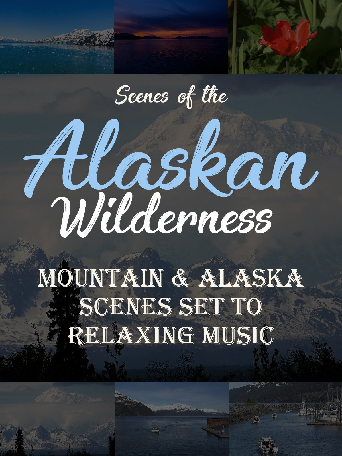 Scenes of the Alaskan Wilderness on Amazon Prime Instant Video UK