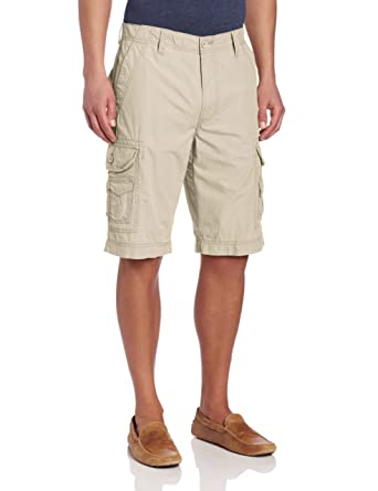 long cargo shorts men