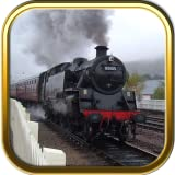 Trains Jigsaw Puzzle Games