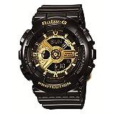 Casio Baby-G Big Case Series Lady's Watch BA-110-1AJF (Japan Import)