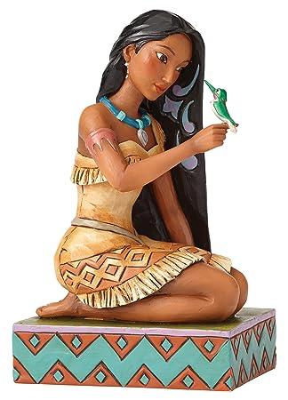 Enesco - 4056128 - Disney Trad -Pocahontas avec Oiseau