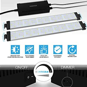 HAVOX - Photo Studio HPB-40XD - Dimension 16x16x16 - Super Bright Dimmable LED Lighting 5500k - 26,000 lumens - CRI 93 - Make Your Commercial Photos e-Commerce (Tamaño: HPB-40XD (16'x16'x16'))