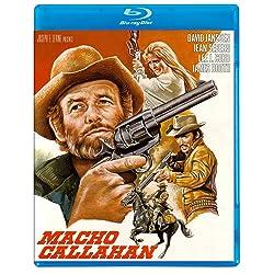 Macho Callahan [Blu-ray]