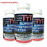 3xTTT- The Best Alternative Of The Anabolic Steroids. Supreme Testosterone Booster. Contains Unique Ingredient No One Else Produces it. Delivers A Noticeable Increase In Stamina, Energy and Vitality
