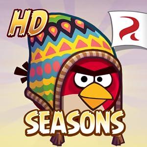 Angry Birds Seasons HD (Fire Edition) by Rovio Entertainment Ltd.