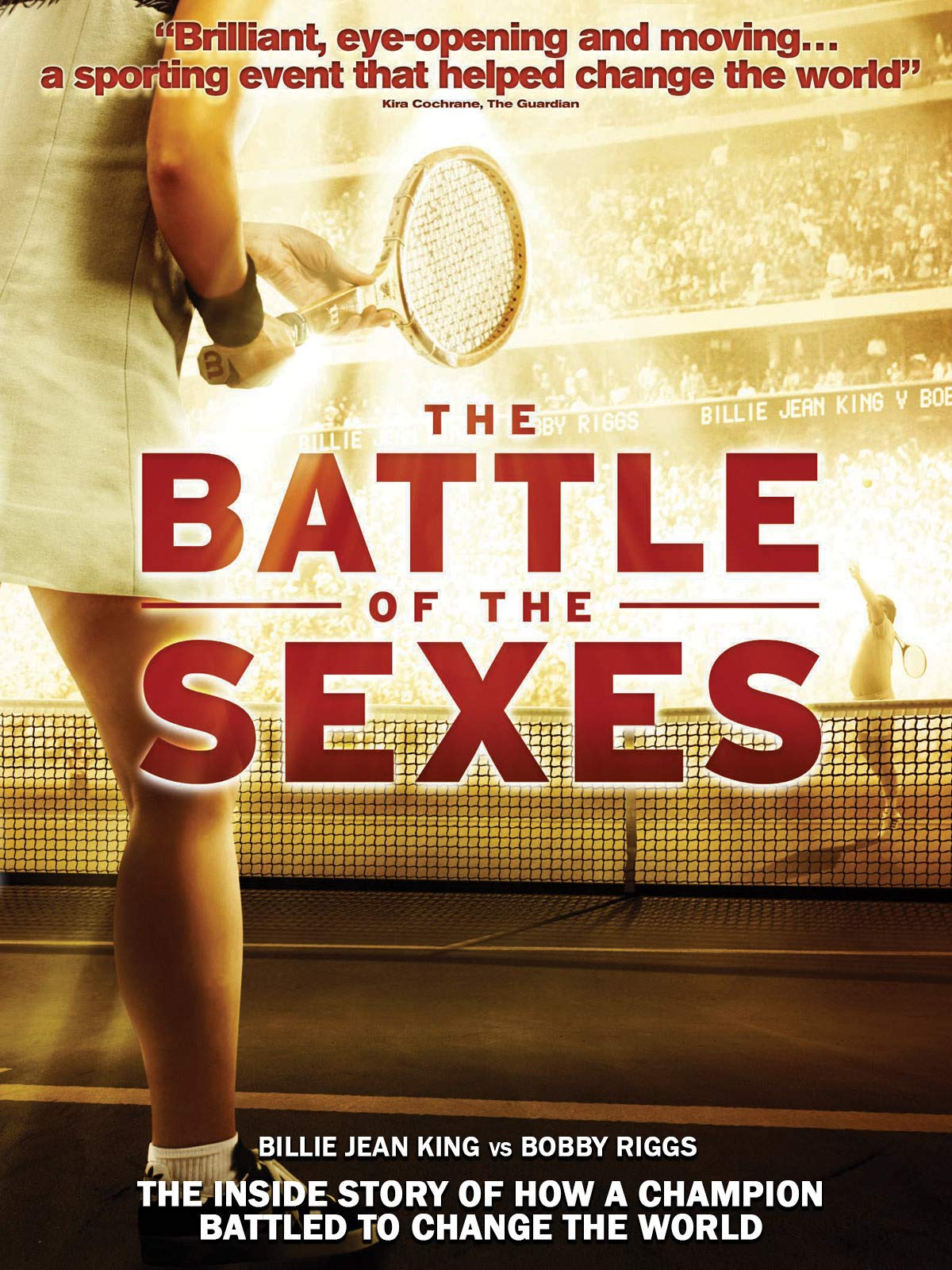 The Battle Of The Sexes on Amazon Prime Video UK