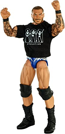 WWE – Elite Collection – Randy Orton – Figurine Articulée 15 cm