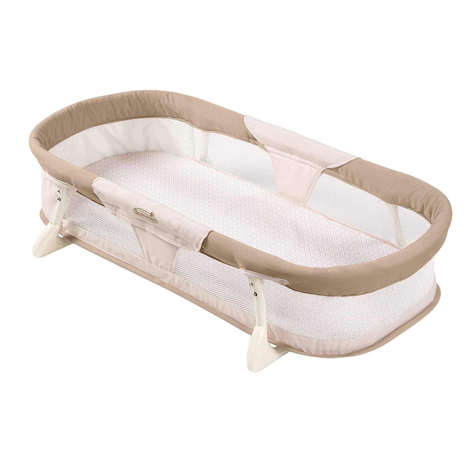 Summer Infant Fold N Go Travel Portable Sleep By Your Side