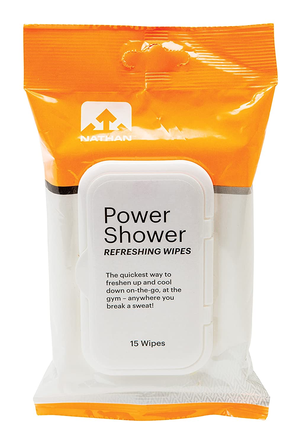 Wipes that make you smell like you just got out of the shower!
