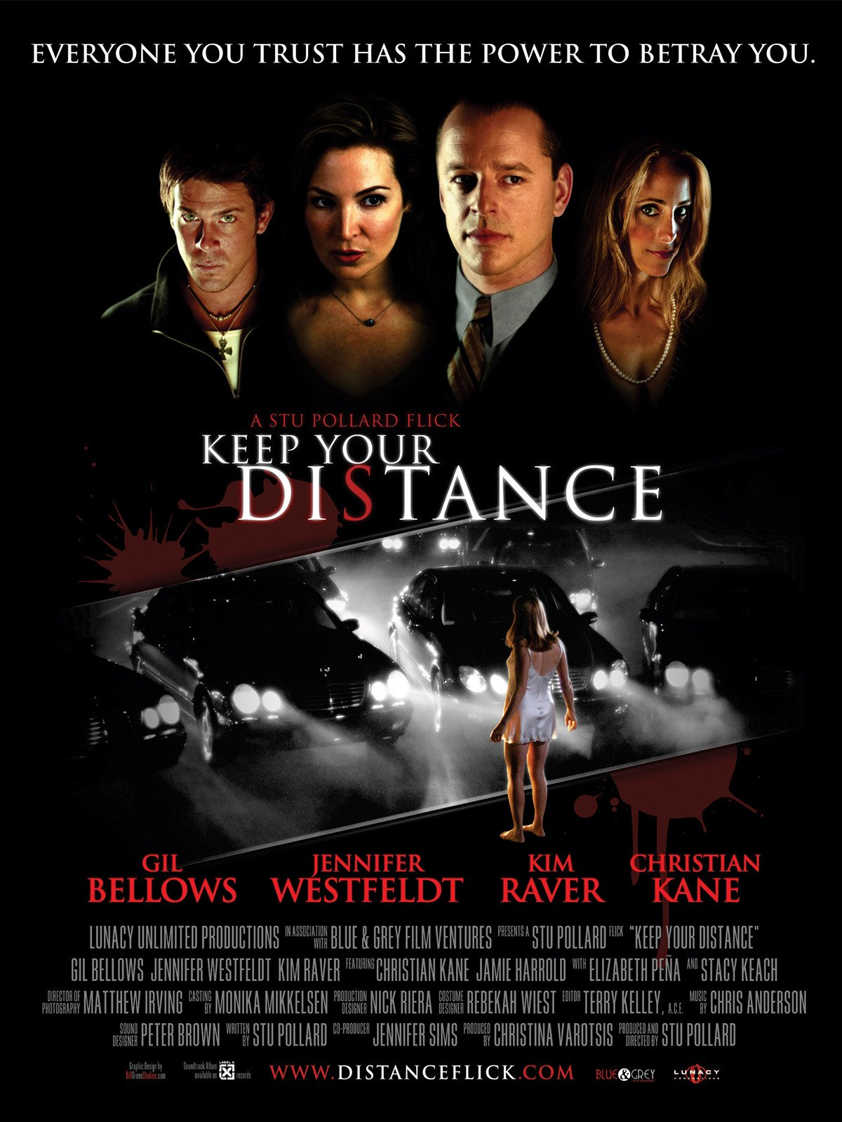 Keep Your Distance on Amazon Prime Instant Video UK