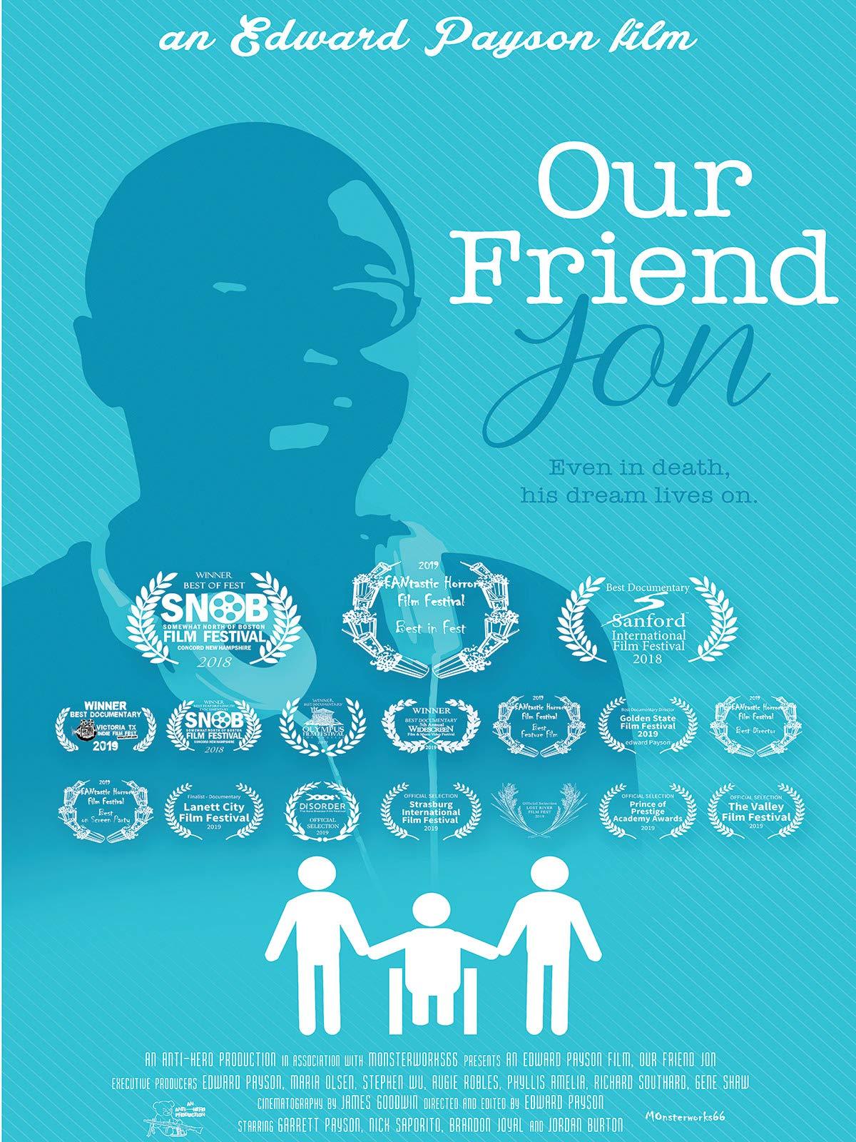 Our Friend Jon on Amazon Prime Video UK